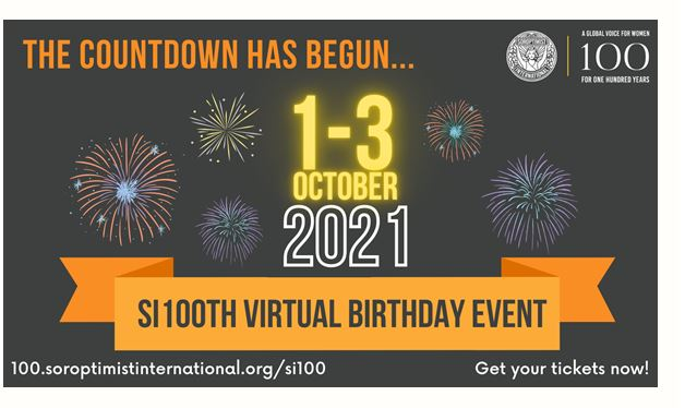 SI 100th Virtual Birthday